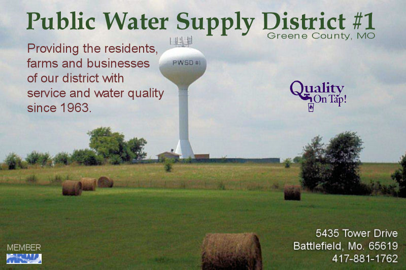 Greene County, Missouri Public Water Supply District #1